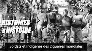 Documentaire Histoires d'Histoire – Soldats et indigènes des deux guerres mondiales (1/2)