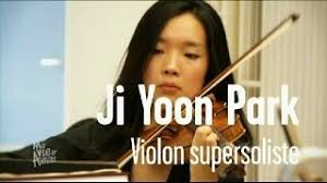 Documentaire Ji Yoon Park – Violoniste