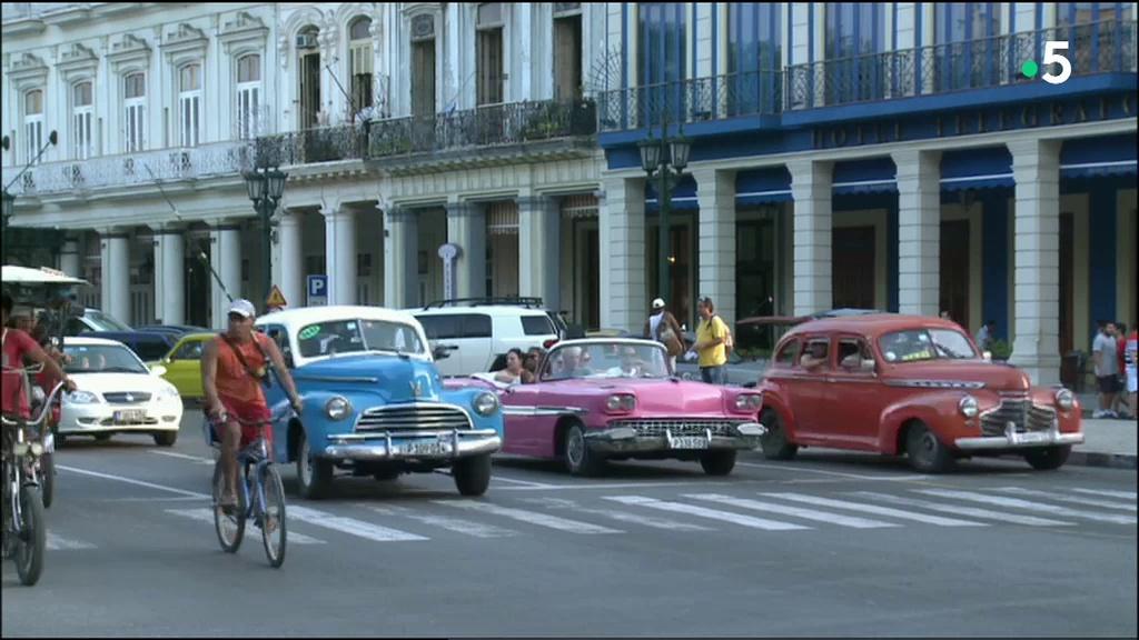 Documentaire La Havane, la belle des Caraïbes