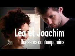 Léa et Joachim - danseurs contemporains