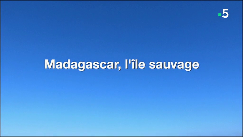 Documentaire Madagascar, l'île sauvage
