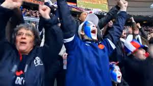 Documentaire Portrait de supportrice – Rugby