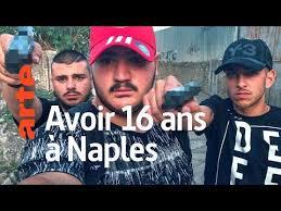 Documentaire Selfie : grandir dans la mafia napolitaine