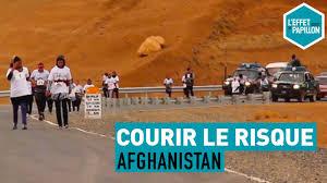 Documentaire Afghanistan : marathon risqué dans un pays en guerre