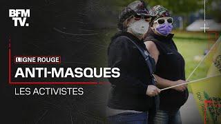 Documentaire Anti-masques, les activistes