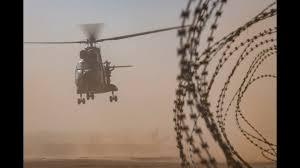 Au Mali, les hélicoptères au combat