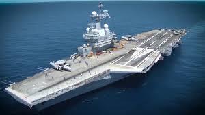 Documentaire Charles de Gaulle : un porte-avions modernisé