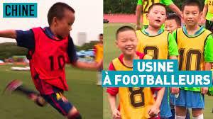 Chine : usine à footballeurs