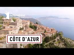 Documentaire Côte d'Azur, de la côte Varoise au pays niçois
