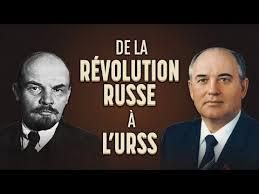 Documentaire De la Révolution Russe à l'effondrement de l'URSS