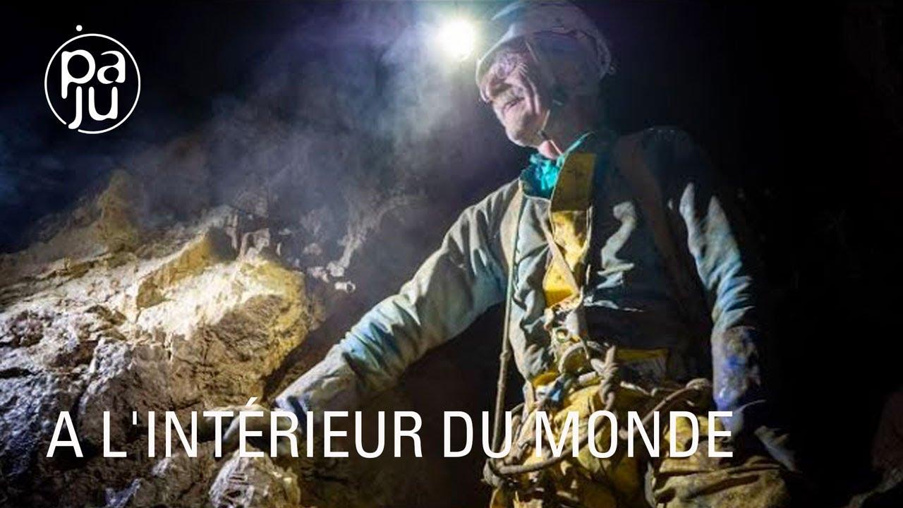 Documentaire Depuis 60 ans sa vie tourne autour de la spéléologie et sa passion  pour le monde souterrain
