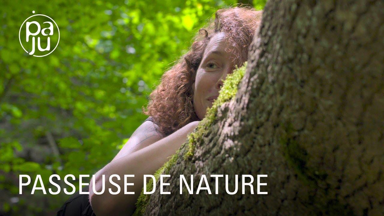 Documentaire Diane fait découvrir la magie des forêts et des plantes de sa région