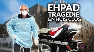 Documentaire EHPAD, tragédie en huis clos