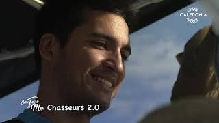 Documentaire Entre terre et mer – Chasseurs 2.0