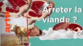 Documentaire Faut-il arrêter de manger de la viande ? | Il est temps