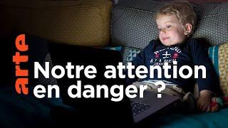 Documentaire Génération écrans, génération malade ?