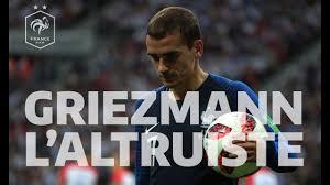 Griezmann, l'altruiste