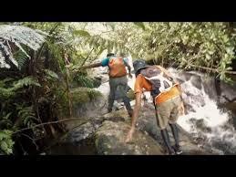 Documentaire Guadeloupe, sur la route des cascades
