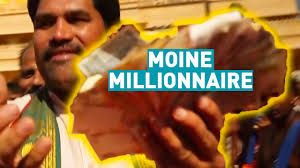 Inde : quand les millionnaires se font moines