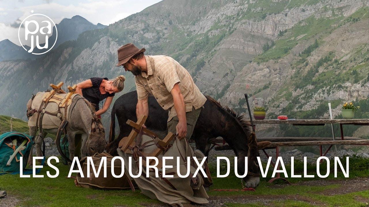 Documentaire Irène et Stéphane veillent sur un gîte rustique et sauvage aux airs de paradis