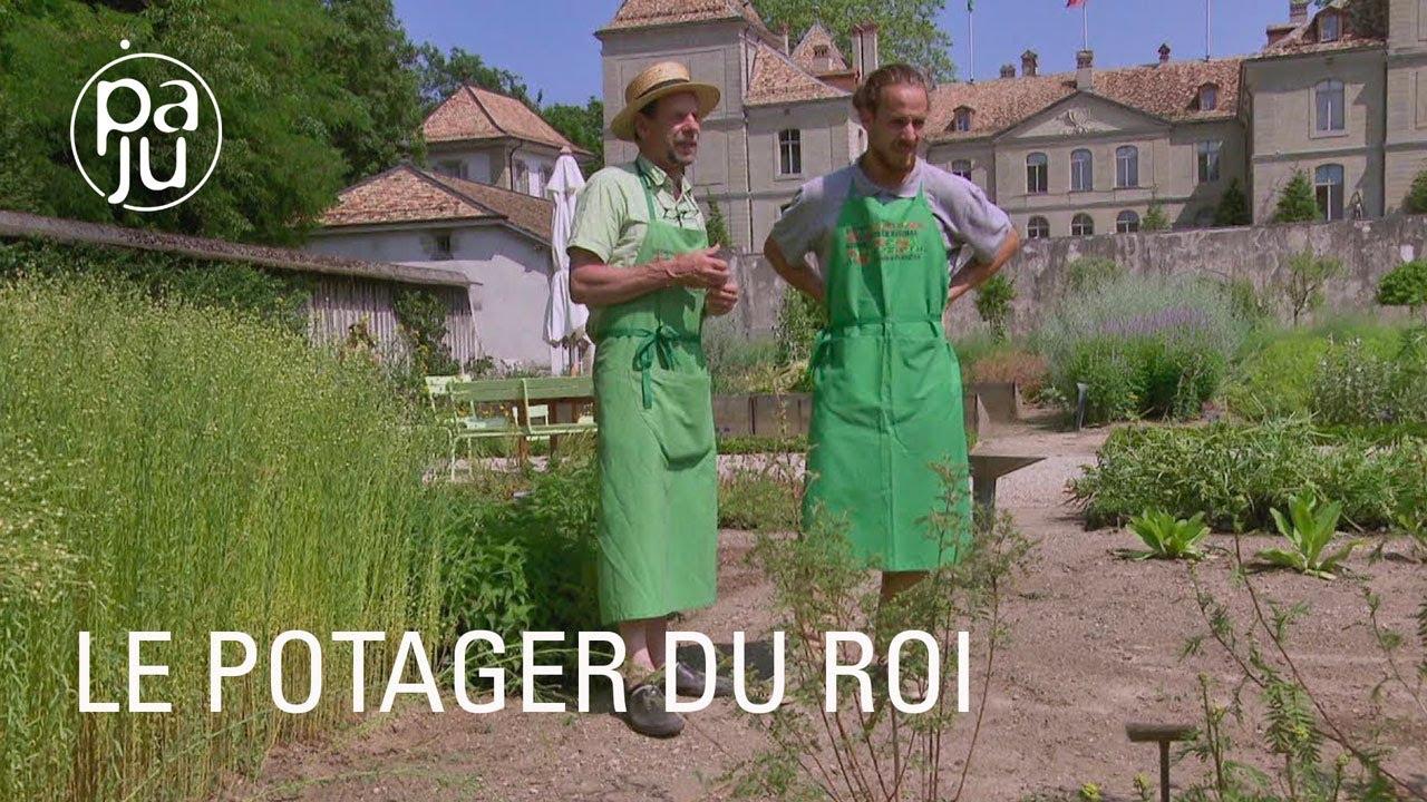 Documentaire Jardinier amoureux des légumes anciens, Bernard a consacré sa vie à des potagers d'exception
