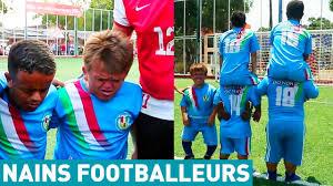 Documentaire L'équipe des nains footballeurs brésiliens