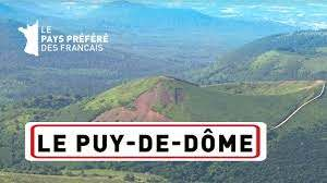 Le Puy de Dôme - 1000 Pays en un