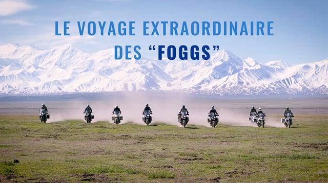 Documentaire Le voyage extraordinaire des Foggs