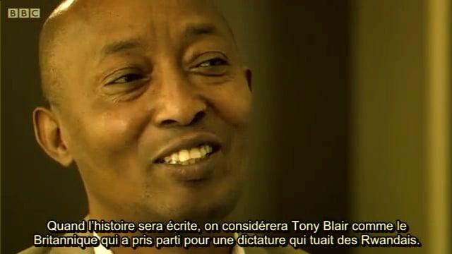 Documentaire L'histoire inédite du Rwanda