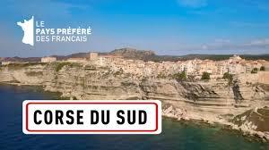 La Corse du Sud, du Golfe de Bonifacio au massif de l'Alta Rocca