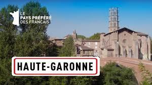 Documentaire La Haute-Garonne, de Toulouse aux contreforts des Pyrénées