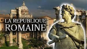 La République romaine, grandeur et décadence