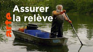 Le dernier pêcheur du Rhin
