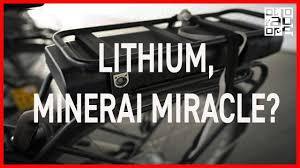 Documentaire Le lithium, minerai miracle pour nos batteries ?