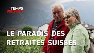 Ma retraite en Valais