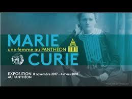 Marie Curie, une femme au Panthèon