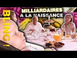 Milliardaires à la naissance