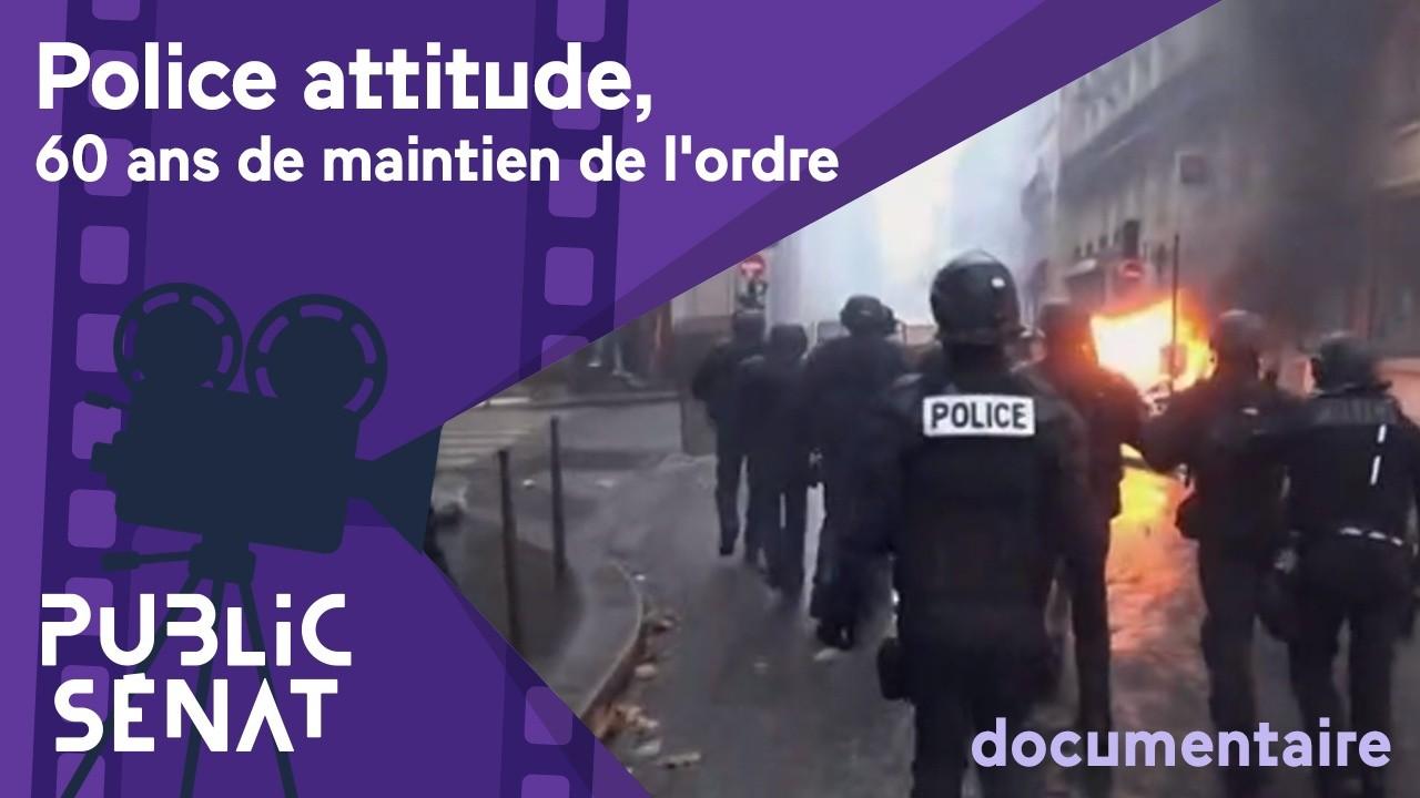 Police attitude, 60 ans de maintien de l´ordre