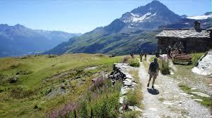 Randonnée nature dans le massif de la Vanoise