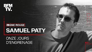 Documentaire Samuel Paty, 11 jours d'engrenage