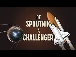 Documentaire Spoutnik et le drame Challenger : deux dates marquantes de la conquête spatiale