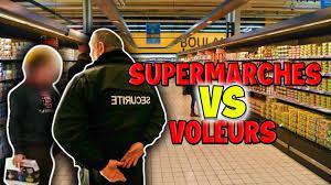 Documentaire Supermarchés VS voleurs : la guerre est déclarée