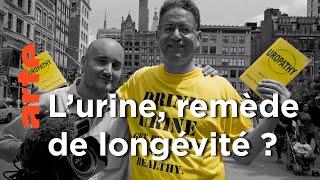 Documentaire Vivre longtemps grâce à l'urine ? | Les superpouvoirs de l'urine