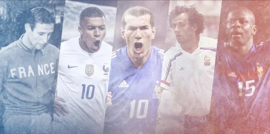Documentaire Edf : le top 7 des joueurs les plus capés chez les Bleus