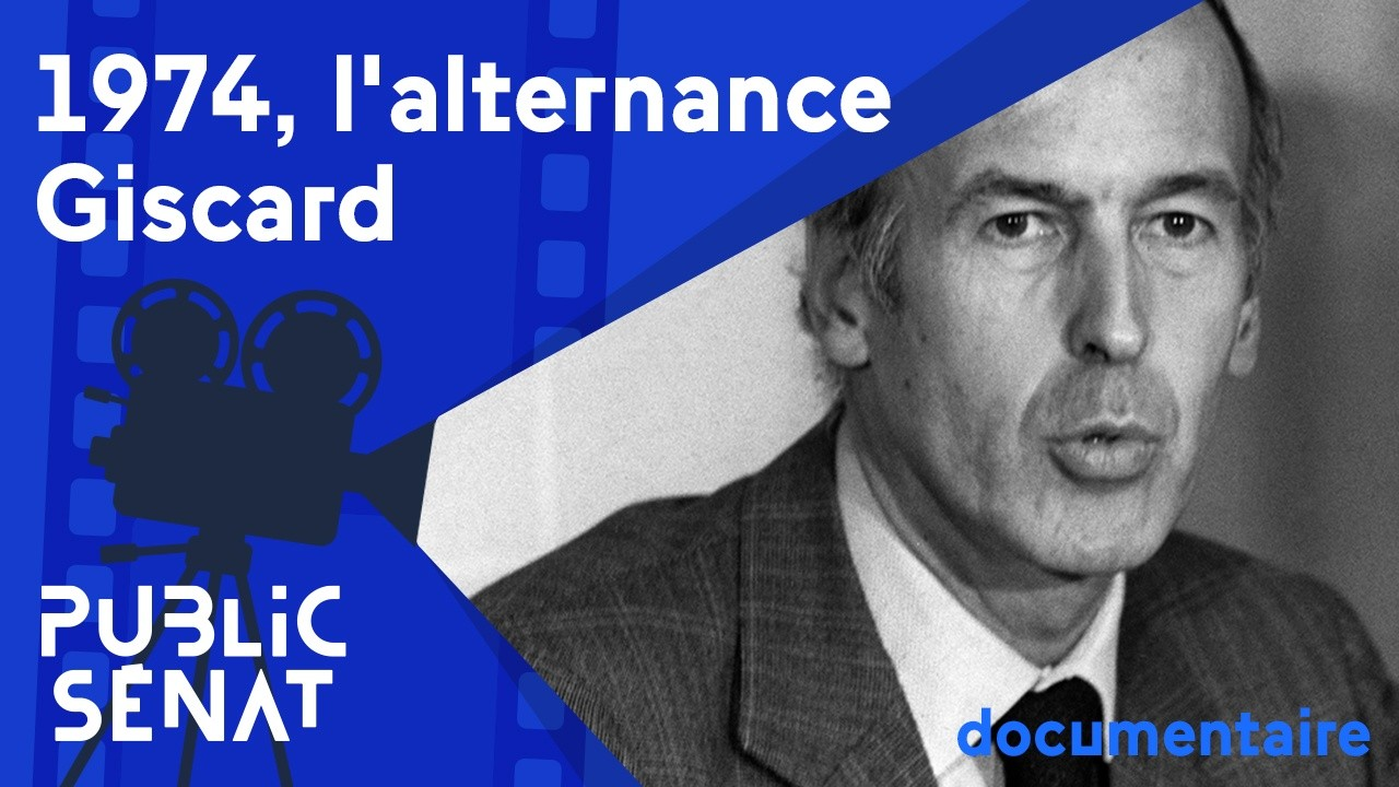 Documentaire 1974, l'alternance Giscard