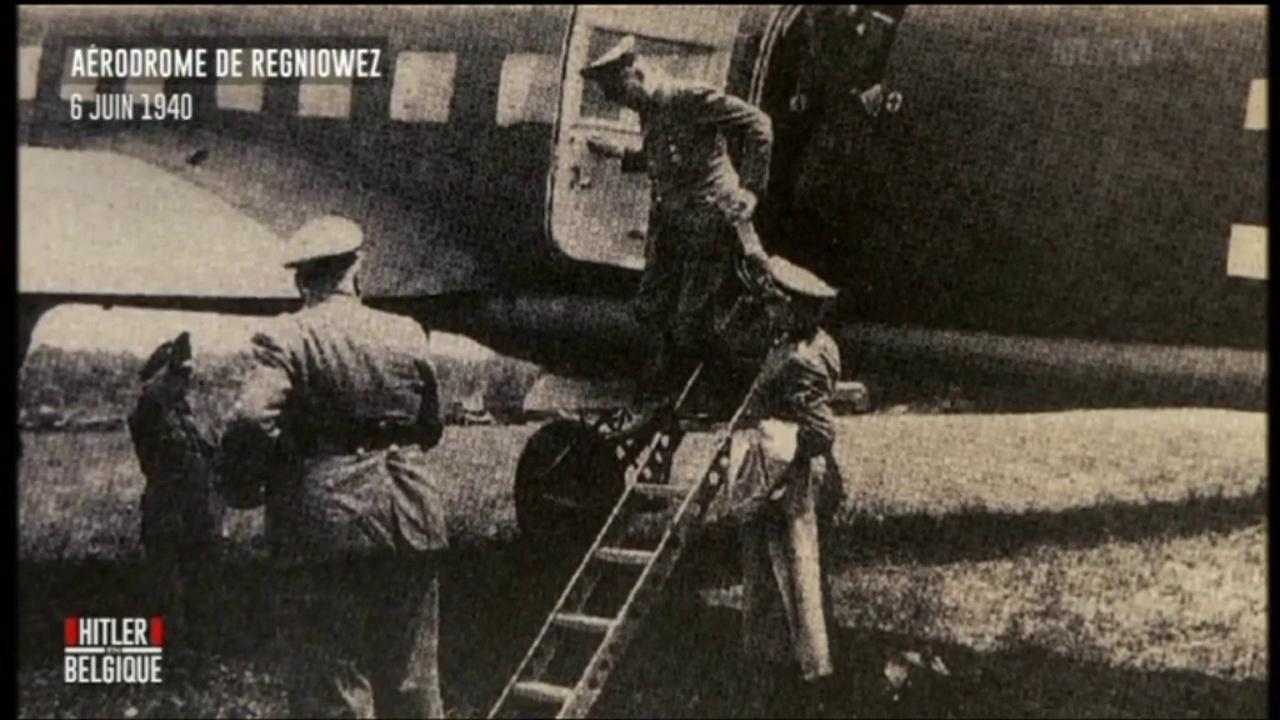 Hitler en Belgique (2/2)