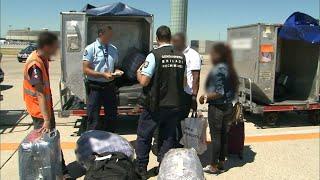 Documentaire Aéroport : trafic de bagages de grande ampleur !