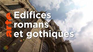 Au temps des cathédrales : l'époque gothique