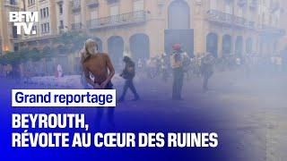Documentaire Beyrouth, révolte au coeur des ruines
