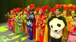 Documentaire Cirque : quand les étoiles de Pékin font rêver Paris